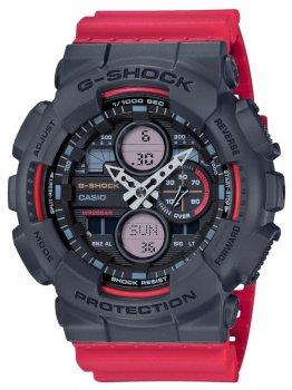 Годинник Casio GA-140-4AER G-Shock 51mm 20ATM