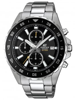 Годинник Casio EFR-568D-1AVUEF Edifice Chronograph 44mm 10ATM