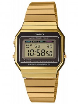 Годинник Casio A700WEG-9AEF Classic Collection 33mm 3ATM