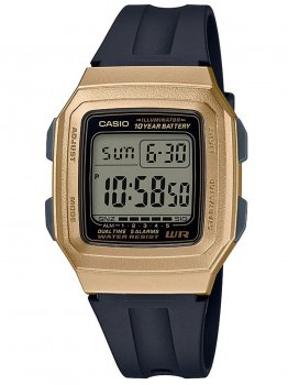 Годинник Casio F-201WAM-9AVEF Classic Collection 34mm 3ATM