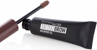 Гель для брів Maybelline New York Tattoo brow відтінок 4 Коричневий 5 мл (3600531546472)