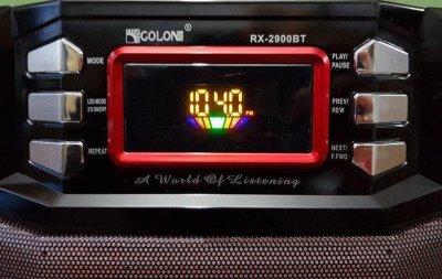 Колонка Bluetooth микрофон комбик Golon RX-2900 BT