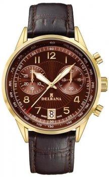 Часы Delbana 42601.672.6.104