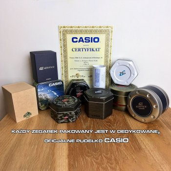 Часы Casio EFR-556DB-2AVUEF