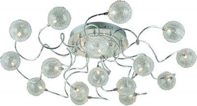 Стельовий світильник Altalusse LV117-16 Silver G416х20Вт