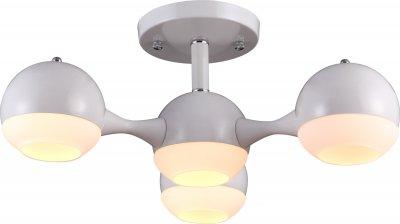 Стельовий світильник Altalusse INL-9374C-04 White E27 4х40Вт