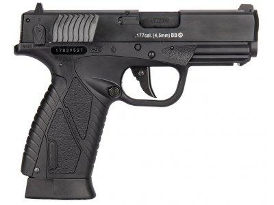 Пістолет пневматичний ASG Bersa BP9CC. Корпус - пластик. 23702539