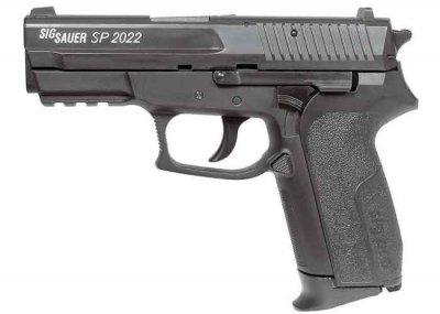 Пістолет пневматичний SAS Pro 2022 Metal кал. 4.5 мм. 23703001