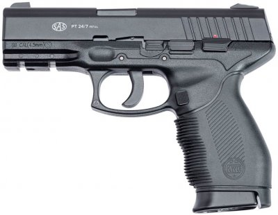 Пістолет пневматичний SAS Taurus 24/7 Metal кал. 4.5 мм. 23703002