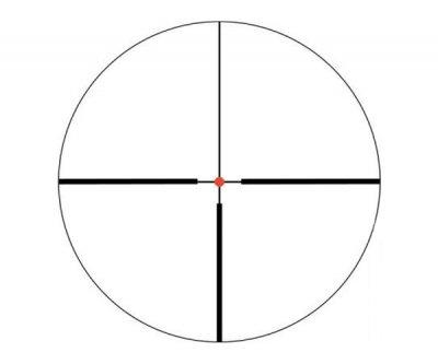 Оптичний приціл Nikko Stirling Boar Eater 1-4х24 з підсвічуванням. 23740045