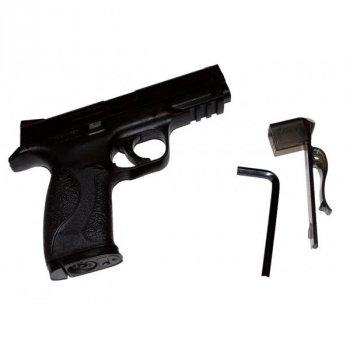 Пістолет пневматичний SAS MP-40 Metal кал. 4.5 мм. 23703003