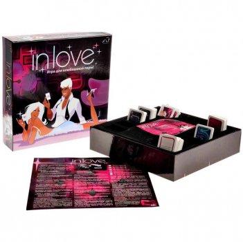Настільна гра для дорослих 18+ Sex Game In Love Fun Games гра для другої половинки рольові ігри в ліжку