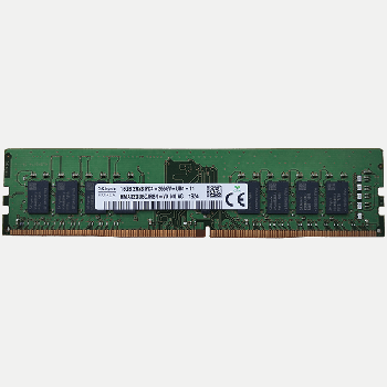 Оперативная память SK hynix 16 GB DDR4 2666 MHz (HMA82GU6CJR8N-VK)