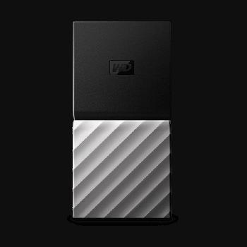 Зовнішній SSD накопичувач 512GB WD My Passport (WDBKVX5120PSL-WESN) USB 3.1 Type-C
