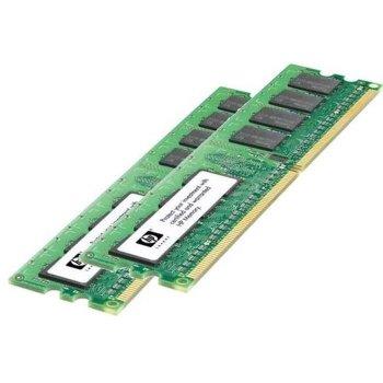 Оперативна пам'ять HP 8ГБ (2X4GB) PC2-5300 667МГц 240-PIN DIMM ECC DDR2 SDRAM Registered (432670-001)