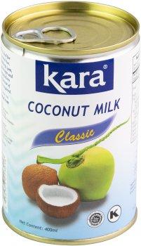 Молоко кокосовое Kara 17% 400 мл (8886303223016)