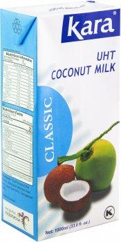 Молоко кокосовое Kara 17% 1000 мл (8886303241003)