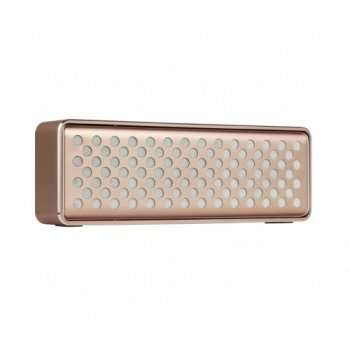 Портативна акустична система Rock CK Mubox Bluetooth Speaker Rose Gold