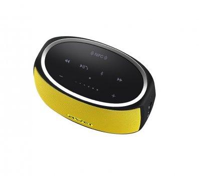 Портативна акустична система AWEI Y210 Bluetooth Speaker yellow