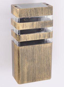 Настінний ліхтар (23х11х10 див.) Золото постарене YR-8024/1-bg-p (YR-8024/1-bg-p-mg)