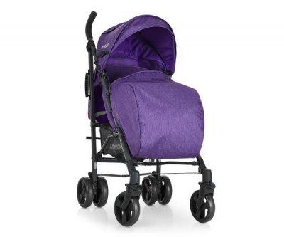 Прогулочная коляска EL CAMINO ME1029 BREEZ, Фиолетовая