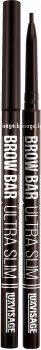 Олівець для брів механічний Luxvisage Brow Bar Ultra Slim Esspresso 306 34 г (4811329031080)