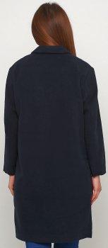 Пальто H&M 0422757 Темно-синє