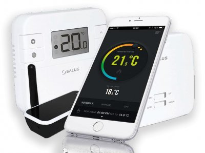 Інтернет-терморегулятор SALUS RT310i
