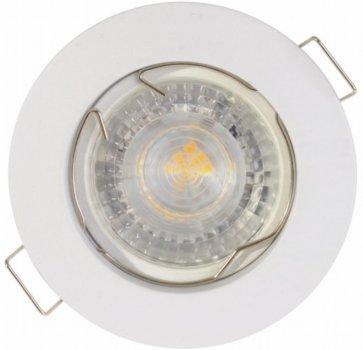 Точковий світильник Brille HDL-S01 WH (36-315)