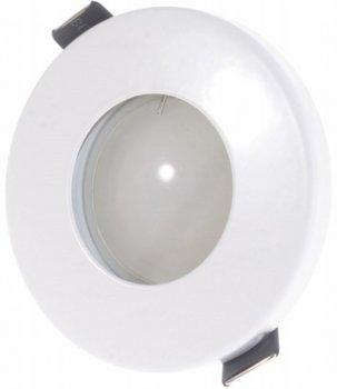 Точковий світильник Brille HDL-DS 81 IP44 WH (36-325)