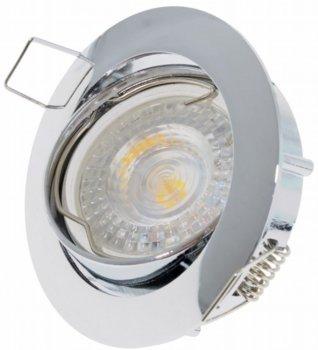 Точковий світильник Brille HDL-DT 01 CH (36-318)