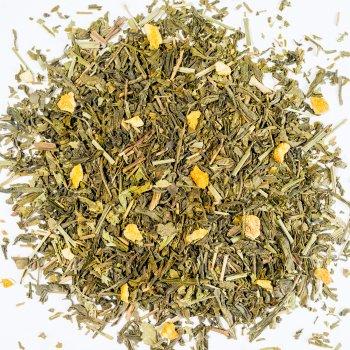 Чай травяной пакетированный Wital Lemongrass Matcha 17 x 2.5 г (4260498280292)