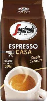 Кава в зернах Segafredo Espresso Casa 500 г (184) (8003410311027)