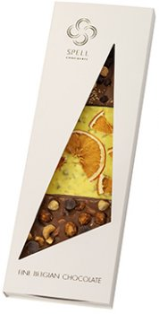 Шоколад Spell Citrus Gourmet Chocolate Bars 320 г (P205022019)