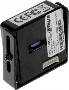 HDCVI видеокамера Dahua DH-HAC-HUM3201BP-B (2.8 мм)