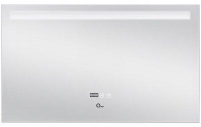 Зеркало QTAP Mideya DC-F609 100х60 см с LED-подсветкой Незапотевающее