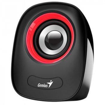 Акустична система Genius SP-Q160 Red (31730027401)