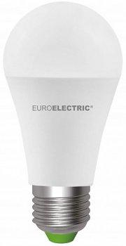 Світлодіодна лампа EUROELECTRIC LED A60 15W E27 4000K