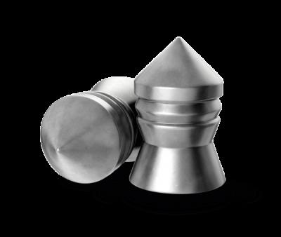 Кулі пневматичні (для воздушки) 6,35 мм 1,58 м (150шт) H&N Silver Point. 14530256