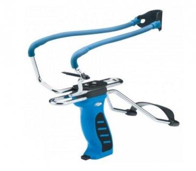 Рогатка Man Kung MK-SL08BL ц:синий. 1000071