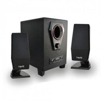 Музыкальный центр Havit HV-SF7100BT black