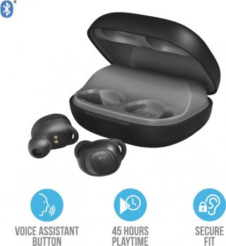 Навушники Trust Duet XP Bluetooth Black (23256)