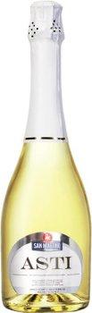 Вино ігристе San Martino Asti біле солодке 0.75 л 10.5-12.5% (4820163121017)