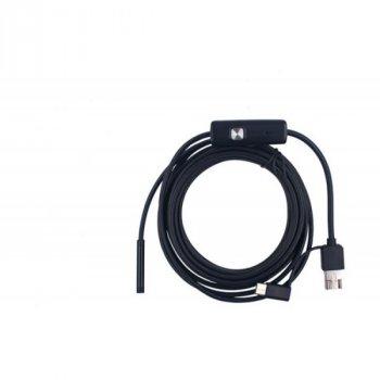 Цифровой USB эндоскоп UTM 2 метра 5,5 мм