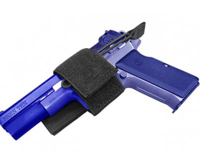 Кобура Condor Universal Pistol Holster для сумок EDC. Цвет - Black. 14320147