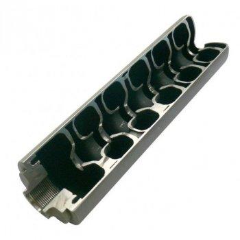 Саундмодератор Ase Utra SL7 .30 (під кал. 270 Win, 7x64, 7mm Rem Mag, 308 Win, 30-06 і 300 Win Mag). Різьблення - M14x1. 36740016