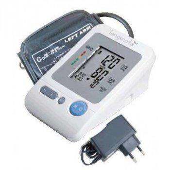 Автоматичний вимірювач тиску Longevita BP-1304 (манжета на плече) Пам'ять на 120 вимірювань (5895837)