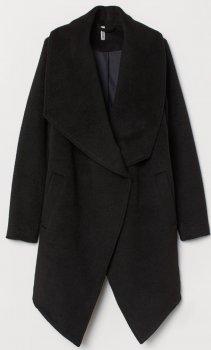 Пальто H&M 0300908_чорн. Чорне