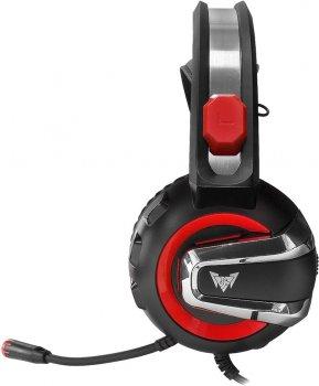 Навушники Crown Gaming Headset CMGH-3000 Red