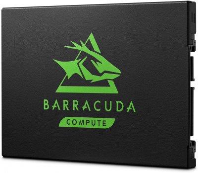 """Seagate Barracuda SSD 250GB 2.5"""" SATAIII 3D TLC (ZA250CM1A003)"""